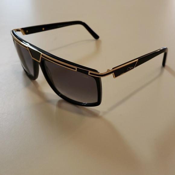 2aaef437f52 NWT Cazal 8036 Black sunglasses